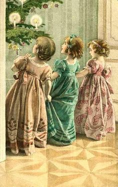 3-sisters Jacqueline; Carolyn and Lyn!  Does this remind you of us at Christmas, or what!