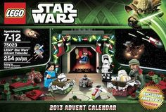 How does the religious season of Advent come together with LEGO Star Wars?  Quite nicely actually.  Commercialism is over-rated.  Instead of worrying that others are co-opting our religion, why don't we use our religion to co-opt secular things and make them a reflection of God's will?
