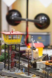 Model Trains Toy Thanks, Mary Millisky Wojciechowski