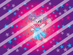 Abby Cadabby Edible Cake Topper Frosting 1/4 Sheet Image #13