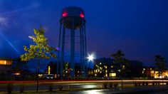 Burlington Water Tower, Burlington, VT