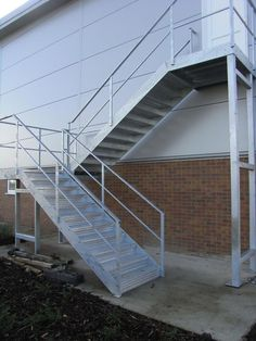 Best Steel Frame Stairs Architecture Pinterest Steel 400 x 300