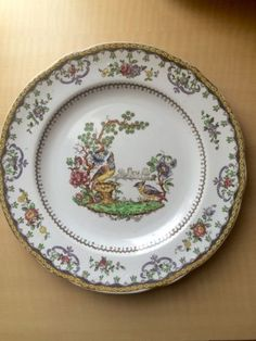 Antique #copeland/spode #\u0027chelsea\u0027 pattern side plate exclusive to #harrods & Autumn Salad After Dinner Plate by Lenox China by Lenox. $39.41 ...