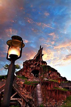 Disneyland // Splash Mountain