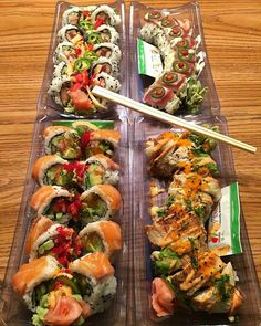 Shipping Wine To Texas Sushi Recipes, Asian Recipes, Cooking Recipes, Healthy Recipes, I Love Food, Good Food, Yummy Food, Food Goals, Aesthetic Food