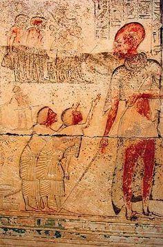 Alienígenas en el antiguo Egipto