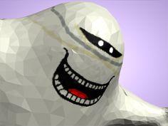 Murray the Mummy from Hotel Transylvania | Leopoly.com