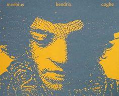 portfolio Jimi Hendrix