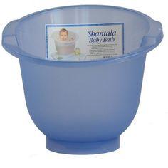 20,50 SHANTALA La bañera Shantala permite que tu bebé adopte una posición fetal durante su baño diario, ahorrando agua y espacio. Incluye un recubrimiento térmico para evitar que el agua se enfríe.