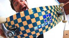 CUSTOM BRAILLE LED SKATEBOARD!   YOU MAKE IT WE SKATE IT EP 115 – Braille Skateboarding: Source: Braille Skateboarding
