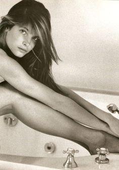 ELLE France, May 1988 Photographer: Antoine Verglas Model: Stephanie Seymour