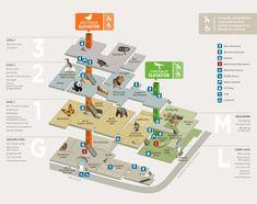 Museum floor plan design google search corporate for Indoor navigation design