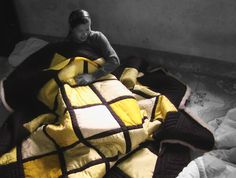 #quilt #handmade #Vietnam #socialbusiness #development Social Business, Vietnam, Quilts, Pictures, Handmade, Photos, Comforters, Hand Made, Patch Quilt