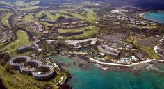 File:Kohala coast at the Big Island of Hawaii from the air levels. Best Honeymoon Packages, Honeymoon Destinations, Honeymoon Planning, Island Beach, Big Island, Hilton Waikoloa Village, Kohala Coast, Visit Hawaii, Hawaii Life