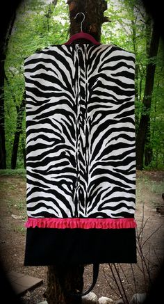 Handmade COSTUME / GARMENT  Bag for your dancer, cheerleader, grad, bridesmaid or anyone women looking to look stylish while traveling. on Etsy, $60.00