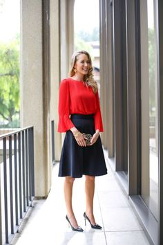 chic clutch with office holiday outfit