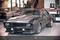 WHAT A DREAM CAR!!! AN AWESOME CUSTOM-BUILT CAMARO, VERY NICE!!!