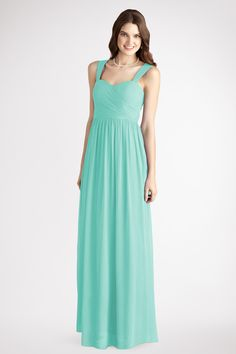 Bailey dress in Spearmint - Donna Morgan