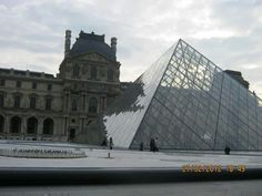 #Louvre Museum, #Paris, #France.