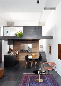 This Compact Apartment In Fresnaye, Cape Town, Is Three Levels Of Open Plan