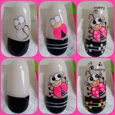 Healthy no-bake cat treats recipes from scratch cookies Diy Manicure, Pedicure, Cat Treats, Salon Design, Nailart, Pretty Nails, Nail Art Designs, Finger, Lily