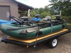 We build custom frames for all types of rafts. Fly Fishing Boats, Small Fishing Boats, Fly Fishing Line, Fishing Store, Sport Fishing, Kayak Fishing, Fishing Tips, Inflatable Pontoon Boats, Raft Boat