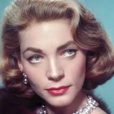 Lauren Bacall, died 2014 aged 89, may she rest in peace.