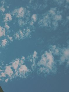 Wall Collage, Tumblr, Clouds, Wallpapers, Sky, Mood, Blue, Outdoor, Ideas
