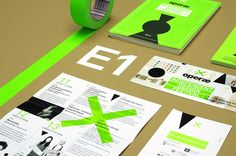 Operae 2013 - Self-produced Design sales exhibition by undesign, via Behance