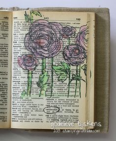 Ranunculus in my stamped dictionary.
