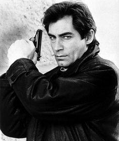 Timothy Dalton - I've attributed a fair bit of Timothy Dalton into Alex Morgan's facial features. Timothy was a fantastic Bond.