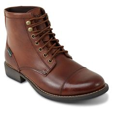 Eastland High Fidelity Men's Boots, Size: medium (11.5), Med Brown