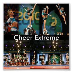 Cheer extreme senior elite gotta be my favorite <3