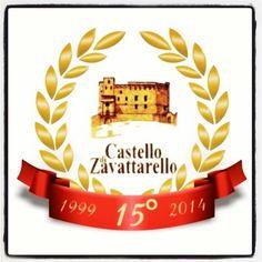#Castello di #Zavattarello, 1 maggio 1999 - 1 maggio 2014: buon 15° compleanno!