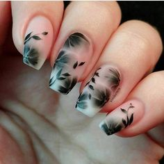 39 Elegant Looks For Matte Nails Every Girl Will Want To Copy Matte nails are so trendy this season! Check out some of our favorite looks for matte nail art that we are sure you will love! Elegant Nail Designs, White Nail Designs, Short Nail Designs, Elegant Nails, Stylish Nails, Nail Art Designs, Nails Design, Floral Designs, Matte Nail Art
