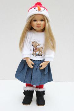 Christmas KNC Louisa  www.mydollbestfriend.co.uk