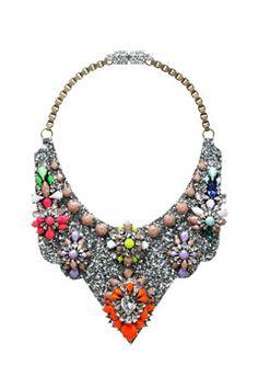 Shourouk spring 2013 jewelry