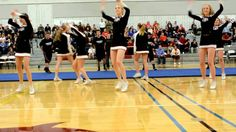 Christmas Songs - 2012 Cedarcrest Cheer Half-Time Routine - All I want for Christmas is you and Jingle Bell Rock Cheerleading Videos, Cheerleading Quotes, Cheer Quotes, Cheerleading Cheers, Cheer Coaches, Cheer Mom, Good Cheer, Cheer Jumps, Cheer Stunts