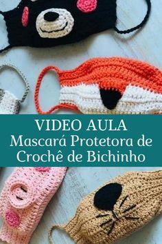 Crochet Bra, Crochet Mask, All Free Crochet, Crochet Crafts, Easy Crochet, Crochet Stitches, Crochet Projects, Crochet Designs, Crochet Patterns