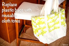 Cloth grocery bags