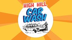 High Hill Youth Car Wash: Sunday, June 5