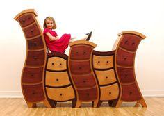 Sobey dresser by stright line designs