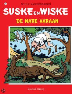 Suske en Wiske: De Nare Varaan (153). Als Sidonia zich eenzaam voelt, willen onze vrienden haar voorstellen aan een varaan die een prins zou kunnen worden. De varaan vlucht als het geen liefde op het eerste gezicht blijkt te zijn en wordt al snel gezocht door de politie. Waarom vlucht de varaan naar de Antwerpse Zoo? En is hij echt een prins?