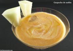 Gazpacho de melón - MisThermorecetas.com