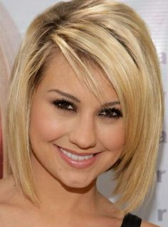 Chelsea Staub, my hairstyle inspiration, I like to think it looks like this :)