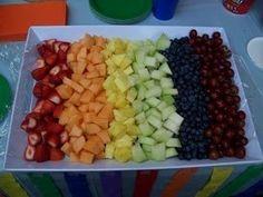 Rainbow Party Ideas!