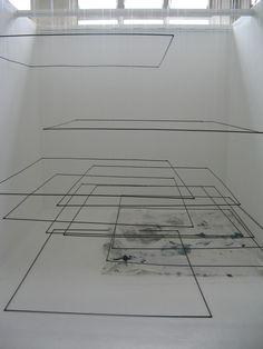 "Saatchi Online Artist: Debbie Locke; Digital, Photography ""Shift: GPS mis-mapping of grou"""