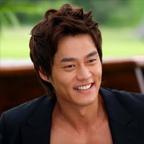 """Lee Seo Jin...a man with dimples! Loved his role in """"Lovers""""."""
