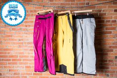 These three women's ski pants were deemed Editors' Choice for 2015. Here's why they made our list of faves for the season.   - OnTheSnow