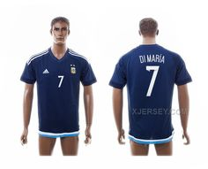 http://www.xjersey.com/201516-argentina-7-di-maria-away-thailand-jersey.html 2015-16 ARGENTINA 7 DI MARIA AWAY THAILAND JERSEY Only $35.00 , Free Shipping!